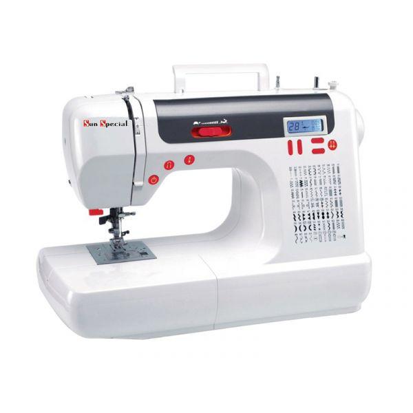 Máquina Costura Doméstica Ss-2599 Eletrônica - Sun Special