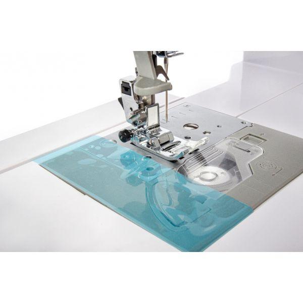 Máquina Costura E Bordado Doméstica Ss-1500 Bivolt Eletrônica Branca - Sun Special