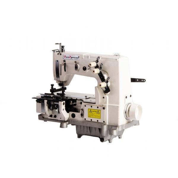 Máquina Pregar Passante Industrial SS6702C - Sun Special