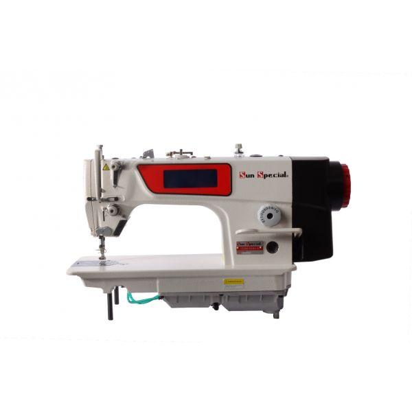 Máquina Reta Industrial Eletrônica 220v SS2800-D4-BA-QI - Sun Special