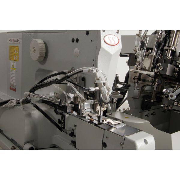 Unidade Automática Pregar Passante 2 Agulhas SS-254L 9CM - Sun Special