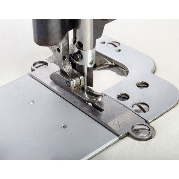 Máquina Costura Industrial Reta Ponto Fixo Refiladeira Eletrônica SS6170M-D4-H-SS-QI - Sun Special