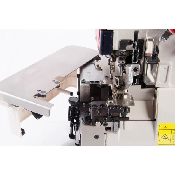 Máquina Costura Overlock Ponto Cadeia Eletrônica Control Box Acoplado Cabeçote 220v SS94DE-AT-SP-BR - Sun Special