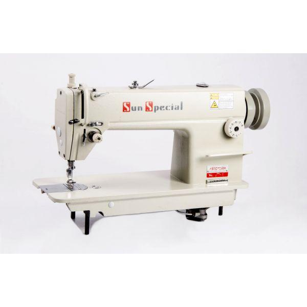 Máquina Costura Industrial Reta Ponto Fixo Lançadeira GrandeSSTC7250B Sun Special