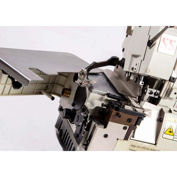 Máquina Costura Overlock Ponto Cadeia SSTC3100-4H Sun Special