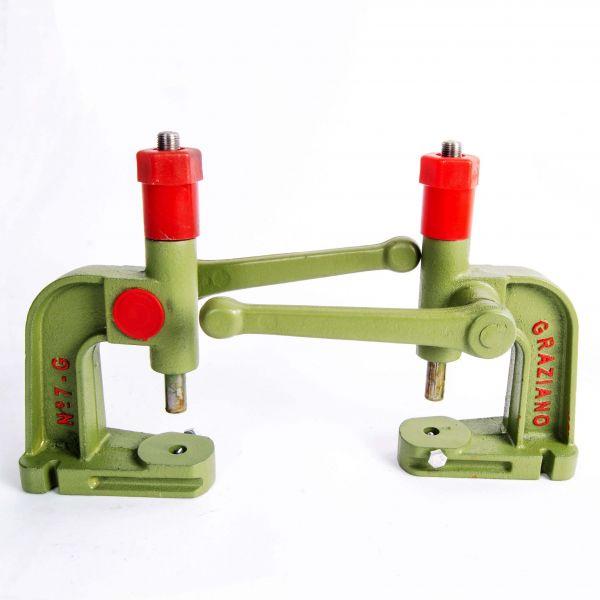 Máquina Pregar Botão c/ Alavanca Frente 7 Graziano