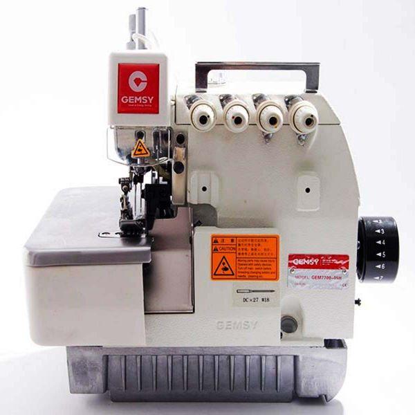 Máquina Costura Interlock Larga GEM7700-05-H Sun Special
