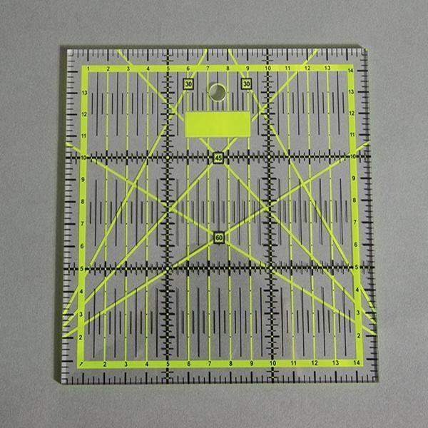 Régua 30 45 60 Graus Qr-1515 Sun Special