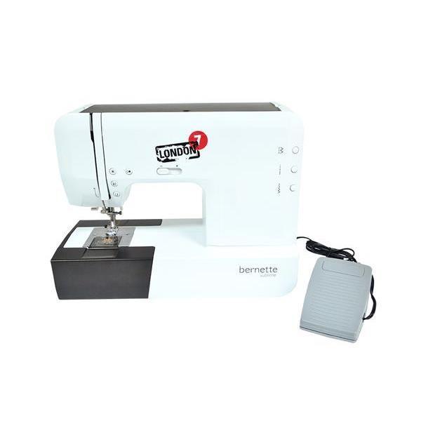 Máquina Costura Computadorizada London 7 - Bernette