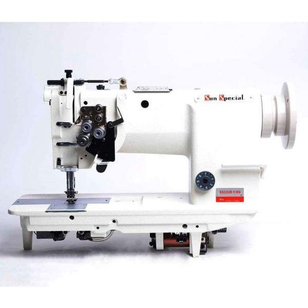 Máquina Costura Industrial Pespontadeira 2 Agulhas SS2252B5MQSun Special