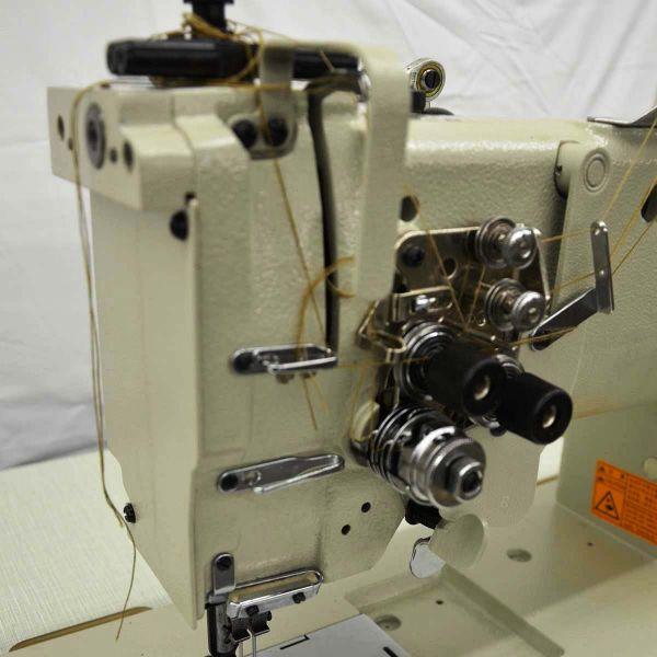 Máquina Costura Industrial Pespontadeira Barra Alternada Lançadeira Grande SS3100S2BG Sun Special