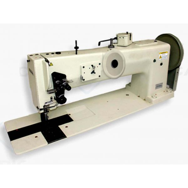 Máquina Costura Industrial 2 Agulhas Cabeçote Longo TW1-28BL30 (2) Sun Special